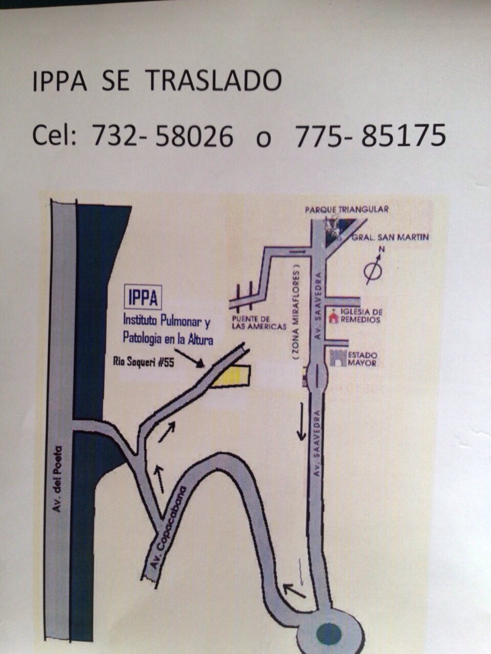 Ippa Map
